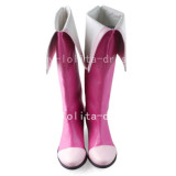 Beautiful Pink Cure Splash Star Boots