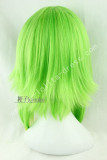 Sweet Face Framing Green Gumi Wig