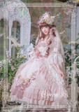 Elpress L Elis Luxury Details Lolita Dress* Payment Plan Available -Ready Made
