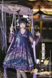 Ichigomikou Original Design Night Sakura Krathong Series -Ready Made