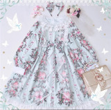 Diamond Honey ~The Bird In the Four Seasons Lolita OP -Ready Made