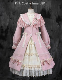 HinanaQueena ~Ferna Series Winter Wool Lolita Coat -Pre-order