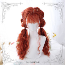 The Fairy Godmother~65cm Long Curls Lolita Wig~