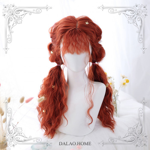The Fairy Godmother~65cm Long Curls Lolita Wig~
