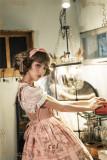 Antique Dolls ~Sweet Lolita JSK- Ready Made
