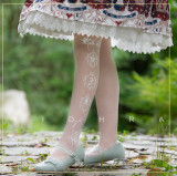 Yidhra Lolita ~Cinderalla of Clock Tower~ Summer Lolita Tights