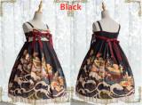 CEL Lolita ~Kaiseki Island Lolita JSK Super High Waist -Ready Made