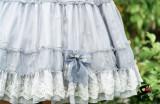The Little Cici~ Vintage Elegant Stars Embroidery Lolita OP -Pre-order