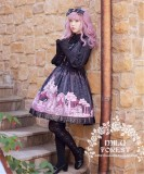 Milu Forest~Pride and Prejudice~ Lolita Leg-of-mutton Sleeves Blouse