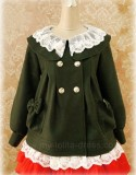Lolita Babydoll Style Winter Coat 10 Colors