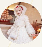 Asterias- the Starry Night Goddess~Down Coat -Pre-order Closed