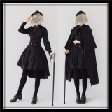 Fran's Oath Gothic Lolita JSK/Skirt/Cape -Ready Made