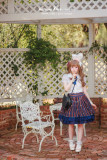 HMHM Lolita ~Antique Alice~ High Waist Lolita Skirt