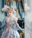 The Whisper of Versailles~ Lolita OP 2018 Tea Party Bridal Design -OUT