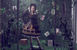 Classical Puppets ~Track of the Stars~ Lolita Jumper Dress --Pre-order Closed