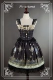 Neverland Lolita ~Arabian Nights~ High Waist Lolita JSK with Pendant