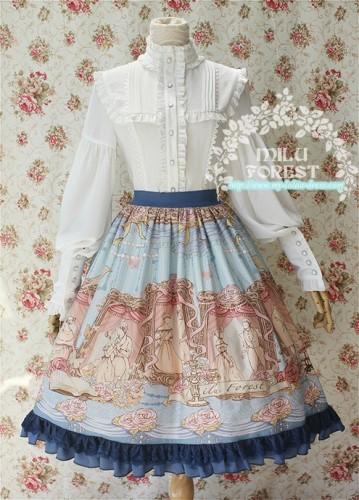 Milu Forest~Pride and Prejudice~ Lolita Skirt
