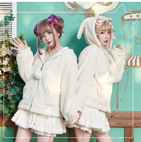 2019 Winter Lolita Short Coat