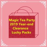 Magic Tea Party 2019 Year-end Clearance Lucky Packs
