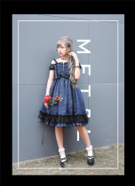 Metal Mary~ Sweet Lolita JSK