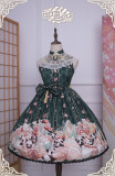 Panda ~Classic Qi Lolita JSK Dress Version I -Ready Made