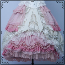 Magic Lolita Petticoat Multiple Wear Ways -Ready MADE