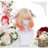 Dalao Home ~Milk Tea Rabbit Lolita Wigs