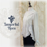 Immortal Thorn ~Eternal Poetry of Night~ Vintage Ouji Long Series -Ready MADE