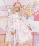 Diamond Honey ~Sweet Cat Lolita Jumper -Ready Made
