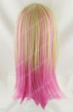 Harajuku Cream Pink 50cm Straight Lolita Wig