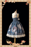 Infanta Mermaid Princess Lolita Jumper Version II Ready Made