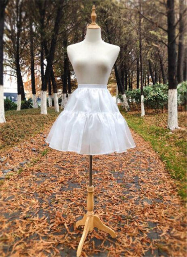Sweet Dailywear Lolita Petticoat 45cm - In Stock