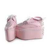 Gothic Punk Straps Lolita Prince Shoes