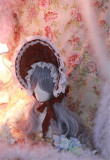 The Holy Cross~Gothic Lolita JSK+ Detachable Collar -Ready Made