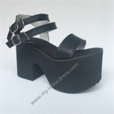High Platform Classic Design Lolita Sandals 3 Versions