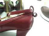 Mirror Mirror -Memorial song- Violin Embroidery Lolita Shoes - In Stock