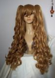 Long Blonde Wavy Ponytail Hairpiece