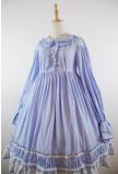 Vintage Unicolor Lolita OP + Surface Dress - Pre-order Closed