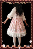 Infanta  ~The Nurse Bears~ Sweet Lolita Jumper -Ready Made