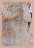 Elpress L ~West Island~ Elegant Lolita OP Dress - Beige Size XL In Stock