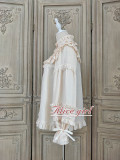Alice Girl ~Gingham Teddy Vintage Velvet Lolita Blouse - In Stock