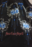 Surface Spell Dancing Roses Embroidery JSK Dress
