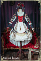 Snow White~ Elegant Lolita OP Dress - Ready Made