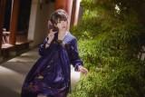 IchigoMikou ~Drizzle & Thin Clouds~ Hanfu Style Dress Qi Lolita Dress -Pre-order