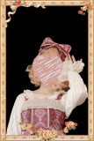 Infanta Lolita ~White Snow * Poison Apples Lolita OP -Ready Made