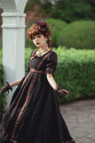 Miss Point ~ Salley Garden Empire Dailywear Lolita OP -Custom Tailor