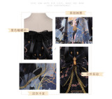Polar Night ~Gothic Vintage Lolita OP/JSK -Ready Made