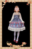 Infanta Lolita ~White Snow * Poison Apples Lolita JSK Version I -Ready Made