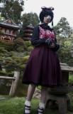 HMHM Wa Lolita Dress High Waist Cotton JSK