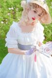 Farewell Rococo Elegant Lolita OP -Pre-order